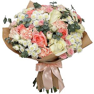 Доставка цветов асбест, букеты цветов из голландских роз